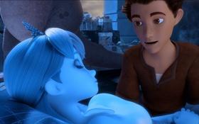 Обои мультфильм, Der 7bte Zwerg, 7-ой гном, принцесса, принц, приключение