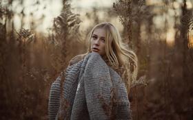 Картинка веснушки, свитер, Jesse Herzog, Annika