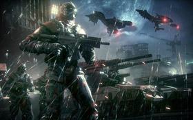 Обои Бэтмен, Warner Bros. Games Montreal, Batman: Arkham Origins, Warner Bros. Interactive Entertainment, 1С-СофтКлаб, Splash Damage