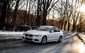 Картинка Sedan, 3-Series, седан, F30, BMW, бмв