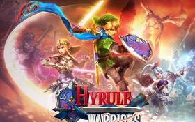 Обои Nintendo, Link, Wii U, Zelda, Omega Force, Tecmo Koei, Team Ninja