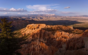 Обои rock, usa, utah, bryce canyon