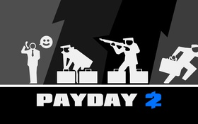 Картинка Payday 2, Payday, PAYDAY, Payday 2 Wallpaper
