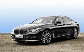 Обои 7-Series, бмв, BMW, седан, G11