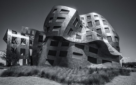 Картинка Las Vegas, Nevada, USА, Lou Ruvo Center for Brain Health