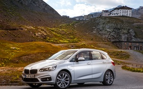 Картинка бмв, BMW, 2015, 2-Series, F45, Active Tourer