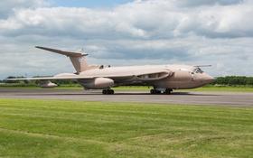 Обои бомбардировщик, реактивный, стратегический, Handley Page Victor, XM715