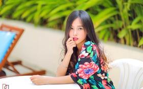 Картинка девушка, стиль, азиатка