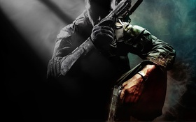 Обои men, background, video game, Call of Duty, Black Ops 2, Black Ops, mixed