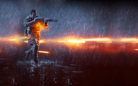 Обои Battlefield 4, Frostbite 3, Бронежилет, Дробовик, Electronic Arts, EA Digital Illusions CE, Ботинки