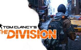 Обои город, куртка, такси, рюкзак, Tom Clancy's The Division