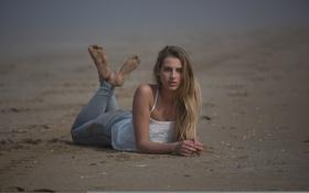 Картинка взгляд, модель, красотка, Natalie Vaassen
