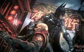 Обои Batman, Arkham Knight, The Batman