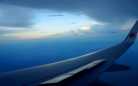Картинка picturesque, airline, relaxing, malaysia, mood, evening, beautiful