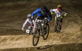 Обои гонка, велосипед, спорт