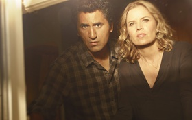 Обои Travis, Kim Dickens, Madison, Бойтесь ходячих мертвецов, Fear the Walking Dead, Cliff Curtis