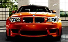 Обои бмв, BMW, Coupe, Forza Motorsport 5, 1 Series M, форза