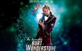 Обои Невероятный Бёрт Уандерстоун, Steve Buscemi, Комедия, The Incredible Burt Wonderstone, Стив Бушеми