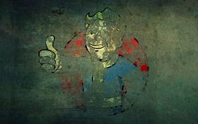 Картинка fallout 3, fallout, убежище, 101