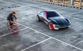 Картинка Concept, Opel, концепт, опель