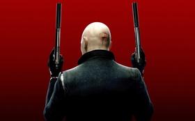 Картинка Пистолеты, Hitman: Absolution, затылок
