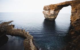 Картинка вода, скалы, фотограф, photography, photographer, Artem Nikiforov, Артём Никифоров