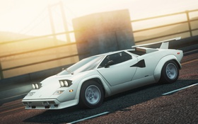 Обои Most Wanted, 2012, Lamborghini Countach 5000QV, Need for speed