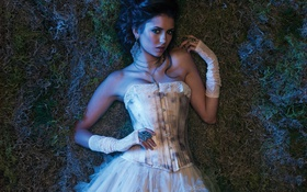 Картинка платье, Nina Dobrev, Нина Добрев, Дневники Вампира, the Vampire Diaries