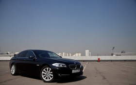 Обои машина, небо, BMW, БМВ, фотограф, auto, photography