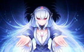 Картинка девушка, прическа, Аниме, Арт, ободок, Suigintou, Rozen Maiden