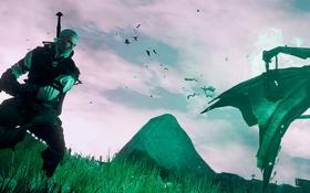 Обои бой, Ведьмак, The Witcher-3:Wild Hunt, Last man standing