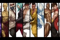 Картинка Ryu, Yun, Twelve, Street Fighter III: 3rd Strike, Yang, Urien, Sean Matsuda