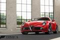 Картинка окна, ангар, красная, помещение, Forza Motorsport 5? машина