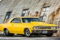 Картинка Yellow, Nova, Chevelle, Chevrolet Chevelle, Drag