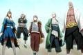 Картинка Anime, naruto, 5 kage