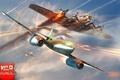 Картинка USA, США, бомбардировщик, самолёт, plane, симулятор, MMO