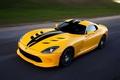 Картинка car, Dodge, Viper GTS, supercar, speed, asphalt, fast