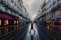 Картинка люди, Франция, тень, быт, ходьба, Бордо