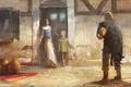 Картинка Геральт, возвращение, The Witcher. ведьмак, Альвин, Трис