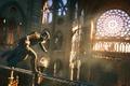 Картинка здание, бег, Assassin's Creed Unity, арно
