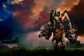 Картинка spartan, god of war, kratos, olympus, ghost of sparta, Nemean Cestus, sword