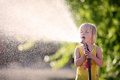 Картинка лето, вода, настроение, ребёнок