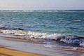 Картинка песок, океан, прибой, Доминикана, доминиканская республика