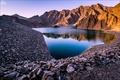 Картинка горы, природа, озеро, камни