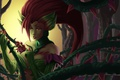 Картинка League of Legends, Rise of the Thorns, Zyra