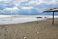 Картинка море, пейзаж, берег