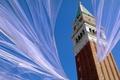 Картинка небо, башня, карнавал, венеция