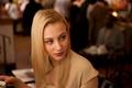 Картинка блондинка, девушка, Sarah Gadon, волосы