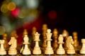 Картинка макро, игра, шахматы, фигуры