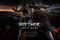 Картинка олень, лес, CD Projekt RED, The Witcher 3: Wild Hunt